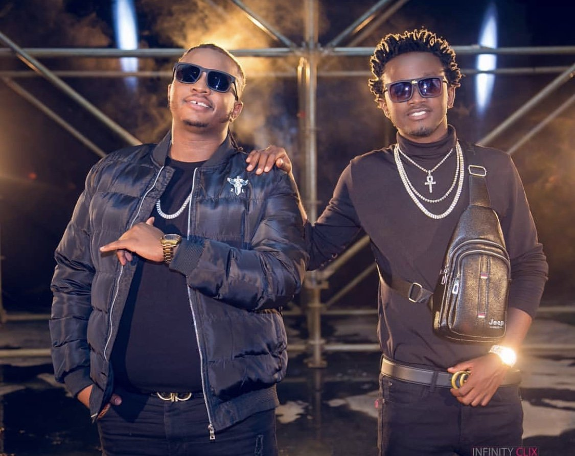 Zero chills as fans insult Bahati and DK kwenye Beat after dropping new song