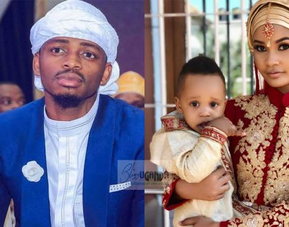 Hamisa Mobetto proves her relationship with Diamond Platnumz will not be ending anytime soon (Photo)