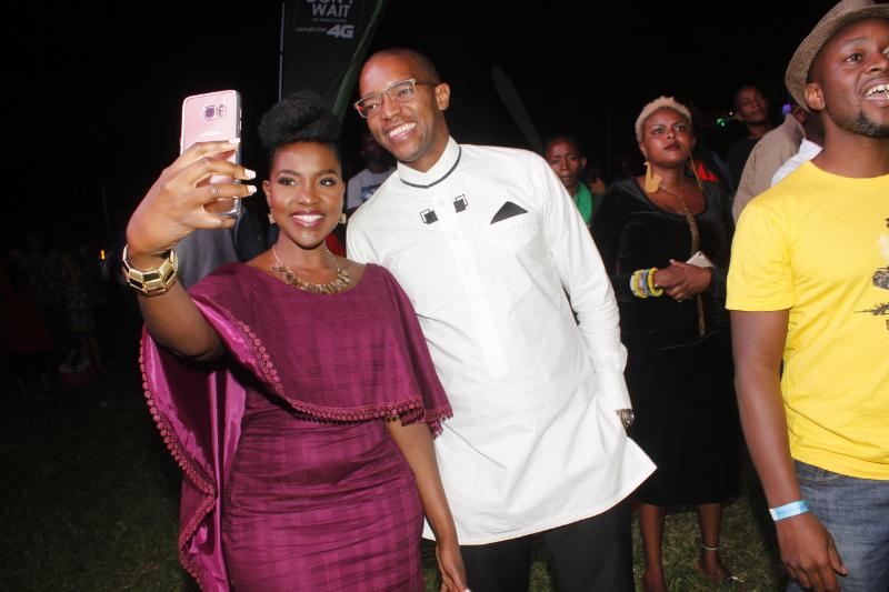 Joyce Omondi opens up how she's very different from her lover Waihiga