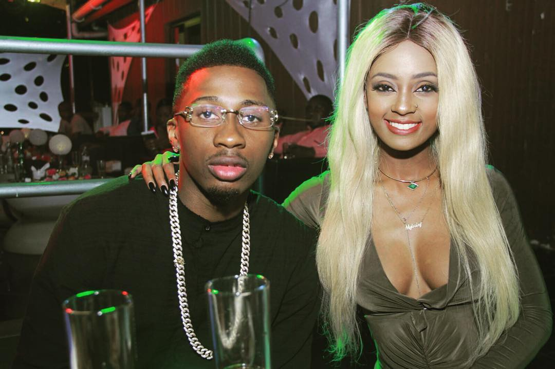 Ameletwa Juu! Vanessa Mdee accuses boyfriend, Juma Jux of cheating