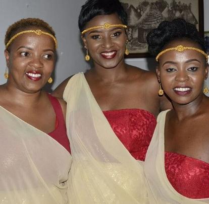 Kanze Dena's wedding was low-key and very guarded, Lulu Hassan, Rashid Abdalla, Waihiga Mwaura among those invited