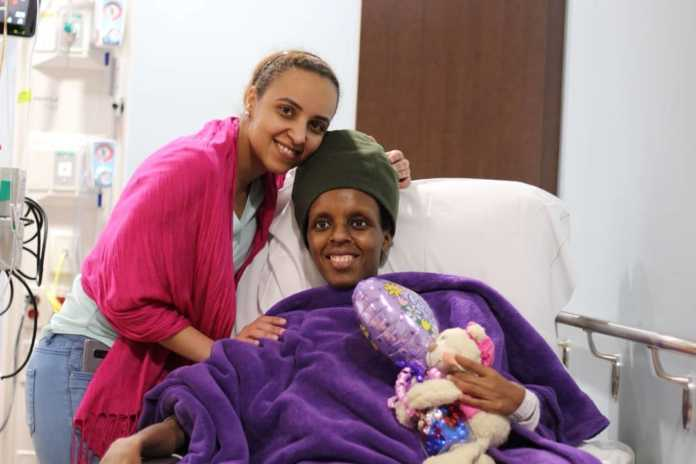 Njambi asks Kenyans to support her to appear on Ellen Show to raise awareness on Endometriosis