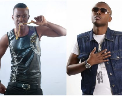 Ringtone has yet another bone to pick with Willy Paul after posing with Poze´s alleged lover