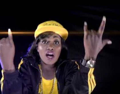 Msupa S up in arms with a diss track for female rapper who dissed her