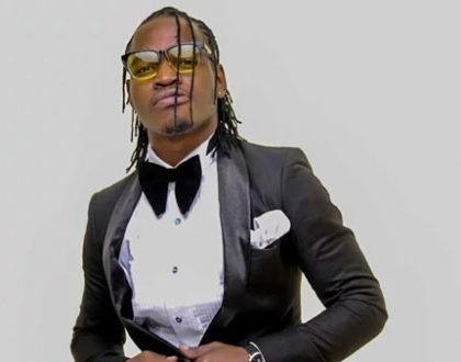 Is Timmy Tdat imitating new-age musicians?