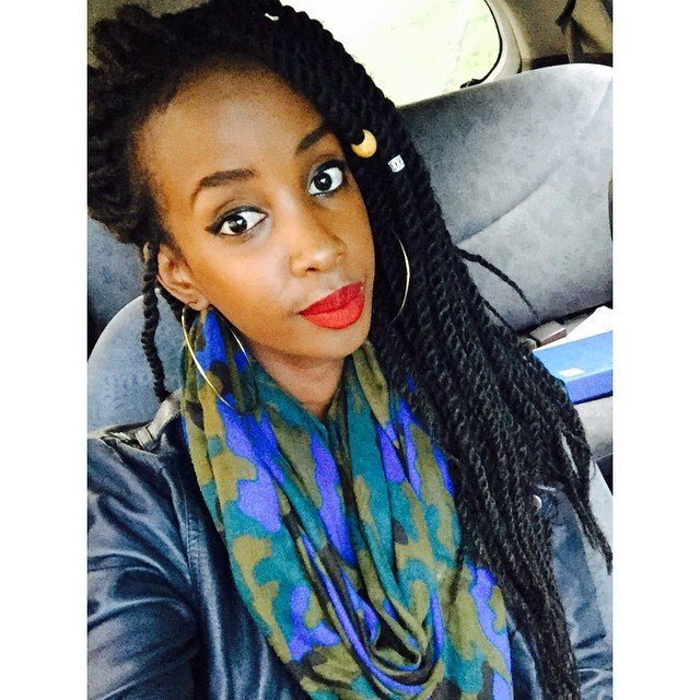Wangechi shares the amount she forked for her new song and it can easily clear your HELB loan