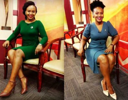 Kameme TV presenter angers fans after insisting she'll dress how she wants on TV