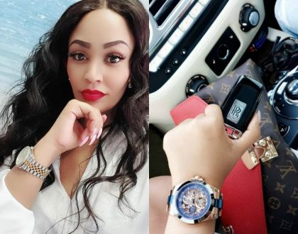 I love how I make you choke! Zari responds after being told she brags too much