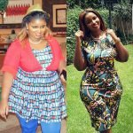 anerlisa2 150x150 - Caught pants down: Who are your sources Anerlisa Muigai when it comes to recounting your weight loss journey?