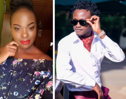 'Who will marry you with that?' Bahati's ex forced to explain why she has his name tattooed