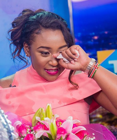 Betty Kyallo's specil message to her new man as he celebrates birthday