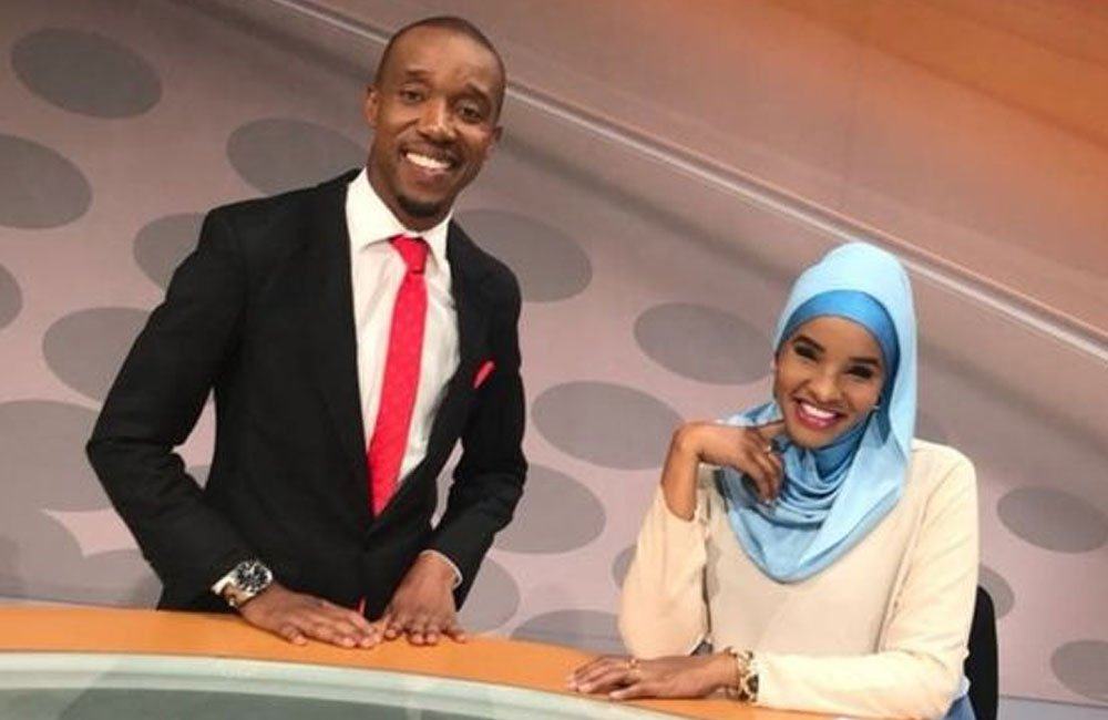 Read Rashid Abdalla´s humbling message after talking of five kids to wife, Lulu Hassan