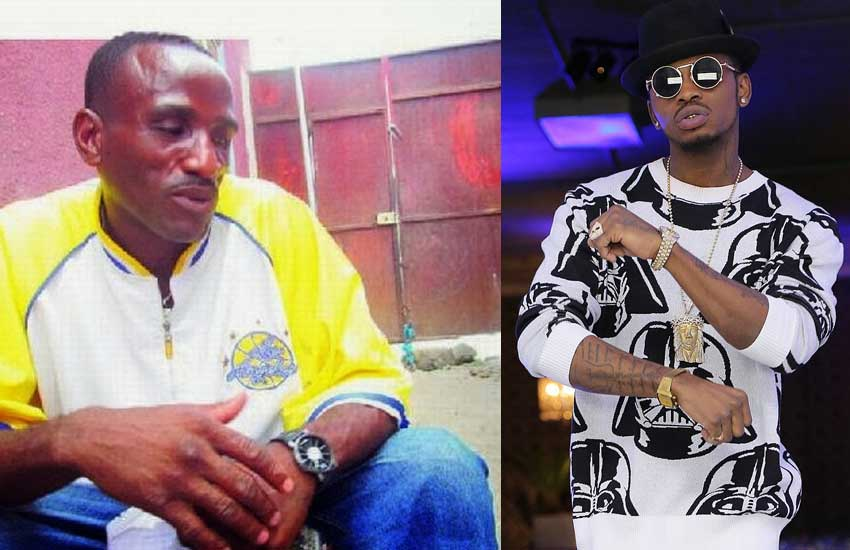 Diamond Platnumz' father finally to be flown to London by step sister after singer completely ignored him
