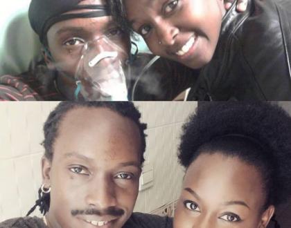 Xtatic's Husband Mushking hospitalized With Rare Nerve Disorder