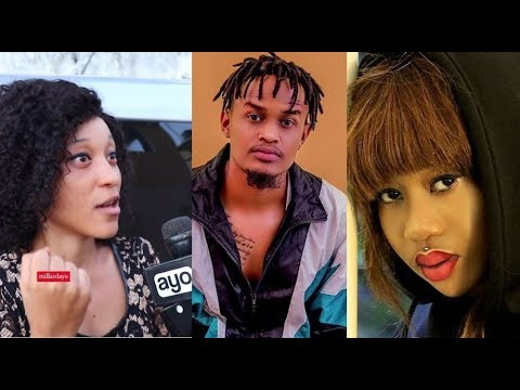 Halegezi kamba: Amber Lulu snatches Tanzania´s video vixen´s man just days after dumping Prezzo