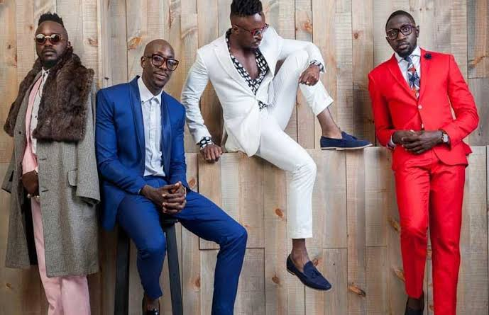 Sauti Sol, talented boy band that gave Kenyan music worldwide recognition