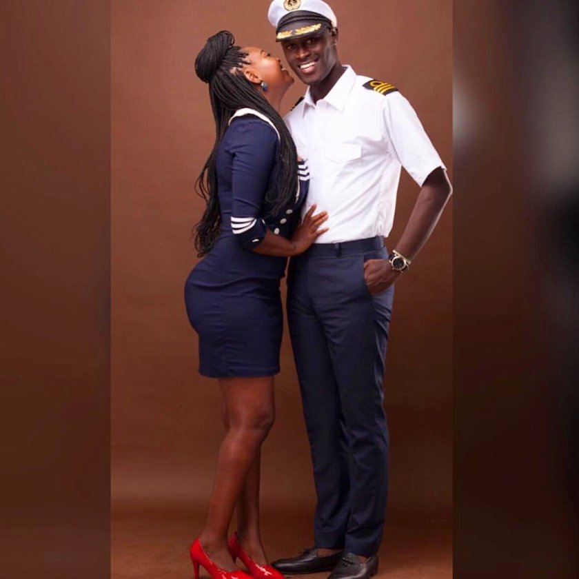 ¨Mimi na wewe hadi tukunje mgongo,¨ King Kaka´s hearty message to the Queen of her Empire as she turns a year older