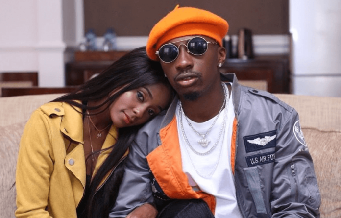 Juma Juxx moves on with Caucasia lady after breaking up with Vanessa Mdee