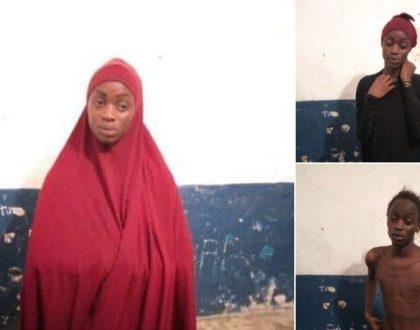 Meet the Makueni man who was dressed as a Muslim woman ¨Farida¨