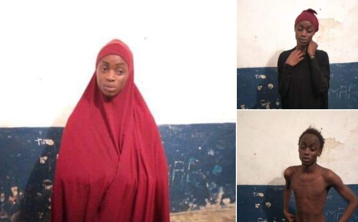 Meet the Makueni man who was dressed as a Muslim woman ¨Farida¨