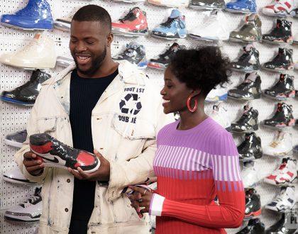 Pesa Otas! Hollywood actress, Lupita Nyong´o sneaker budget is no ordinary kind of shopping
