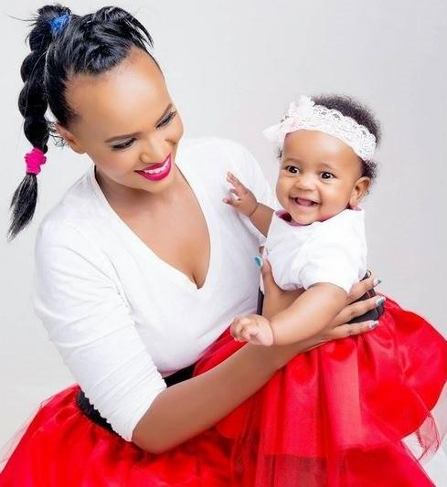 DJ Pierra Makena: My Baby Daddy ditched us, but life must go on