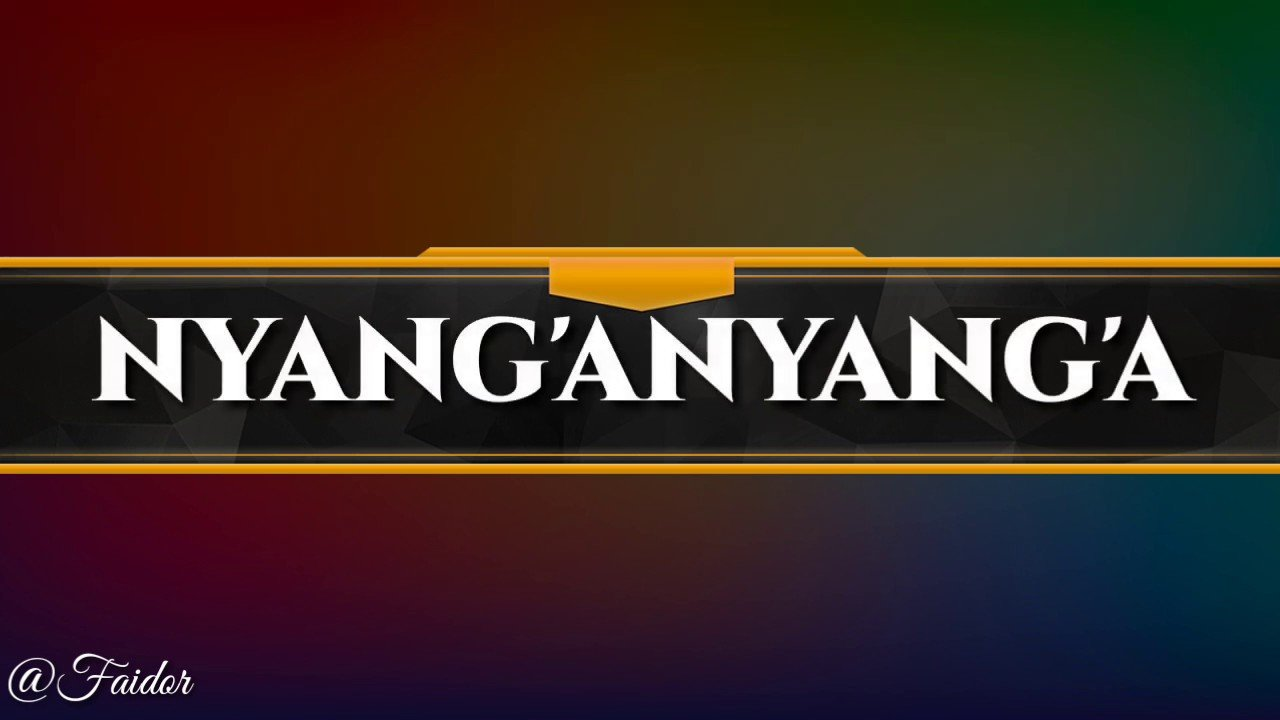 Aslay's Nyang'anyang'a shows love in the air