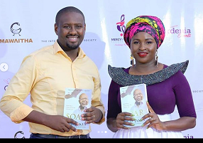 Mercy Masika launches a book club