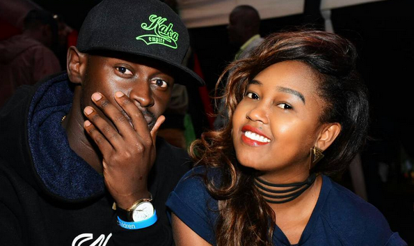 """I have never shouted at my man!"" King Kaka's wife opens up about her marriage"