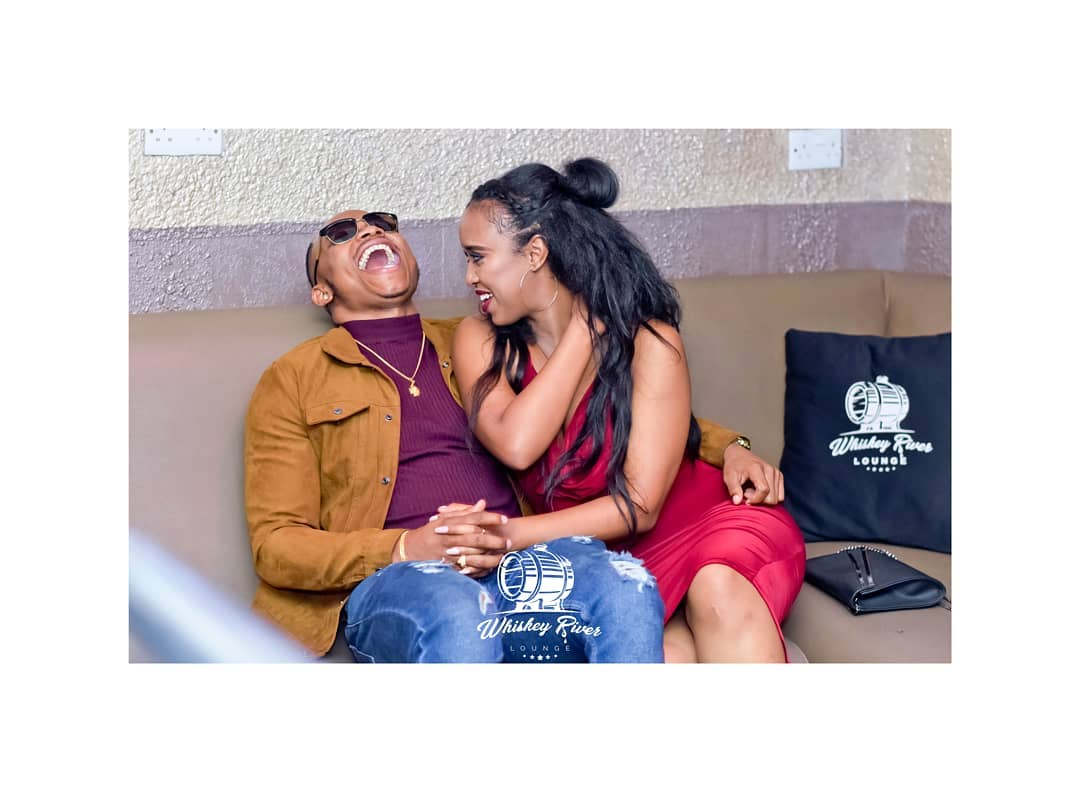 Otile Brown discloses main reason he remains submissive to Ethiopian girlfriend (Video)