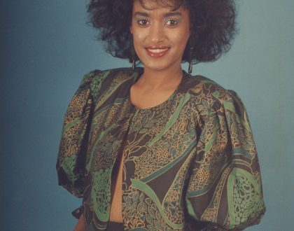 TBT: This is a taste of what ´Hon Esther Passaris at 25´ looked like