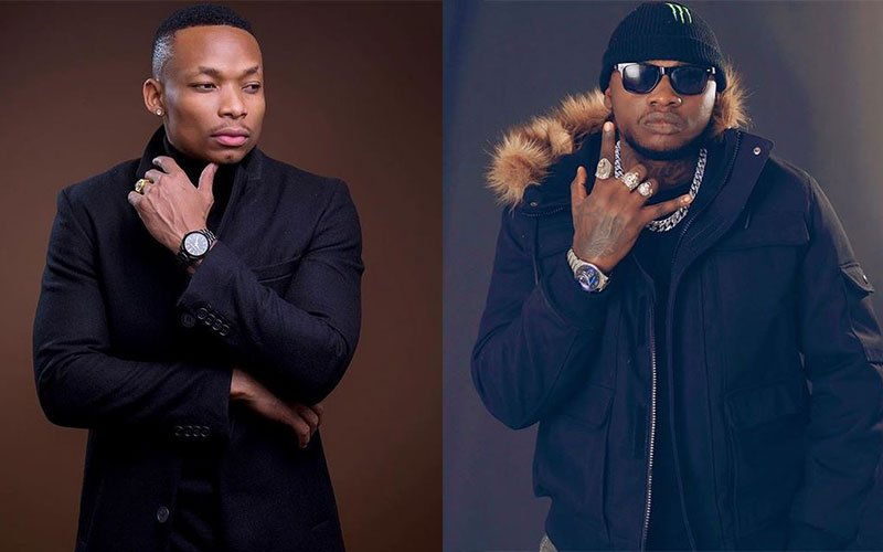 You have been served! Khaligraph Jones to Otile Brown´s upsetting move on YouTube