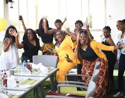 Photos that you might have missed from Sarah Hassan's surprise baby shower