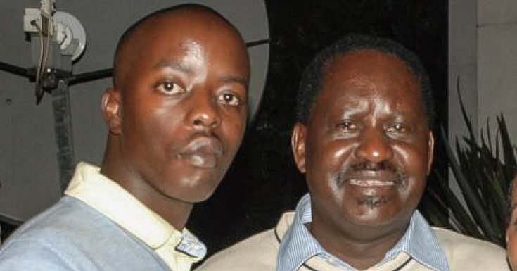 ¨At first I rebelled when I saw him because I had not seen him before¨ Raila Junior opens up about first seeing his father, at the age of 10.