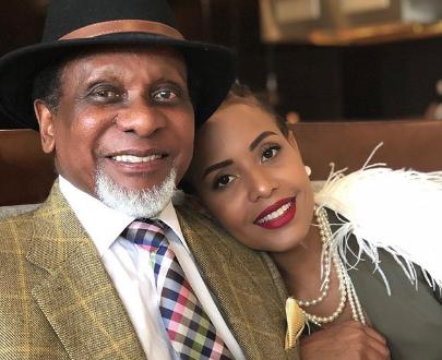 Former singer K Lynn praises 75-year-old billionaire husband for loving her right