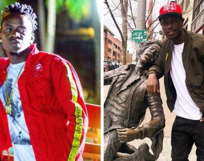 Willy Paul blasts King Kaka for mentioning him in his song but King Kaka had a very mature reply for him