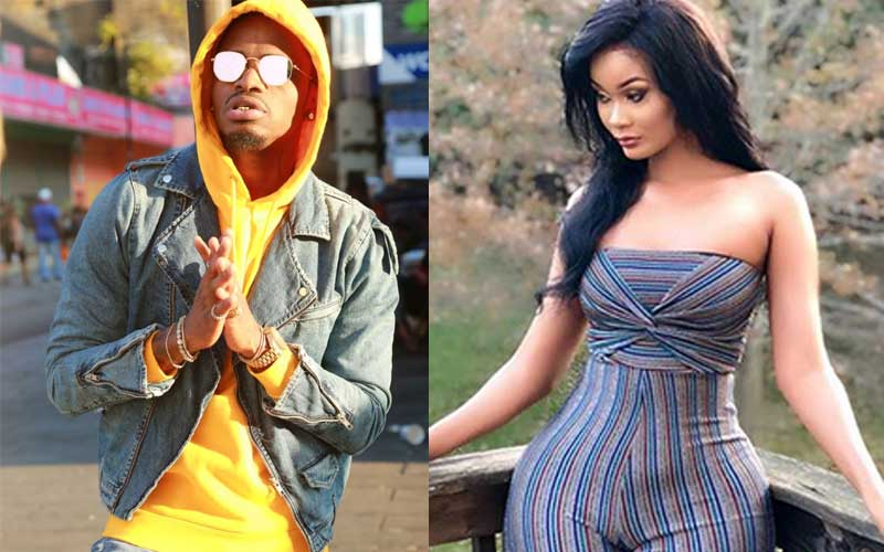 This is why Wasafi did not produce Hamisa Mobetto´s ¨Madam Hero¨ single