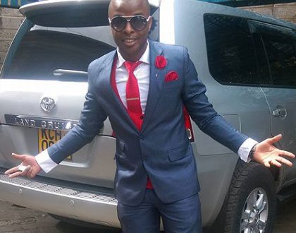 Controversial gospel artist, Ringtone, counts losses after his Runda home is raided