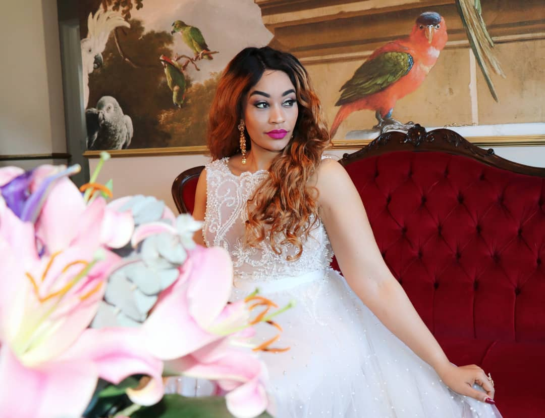 Read: Zari Hassan believes King Bae is Heaven sent in her long revealing post