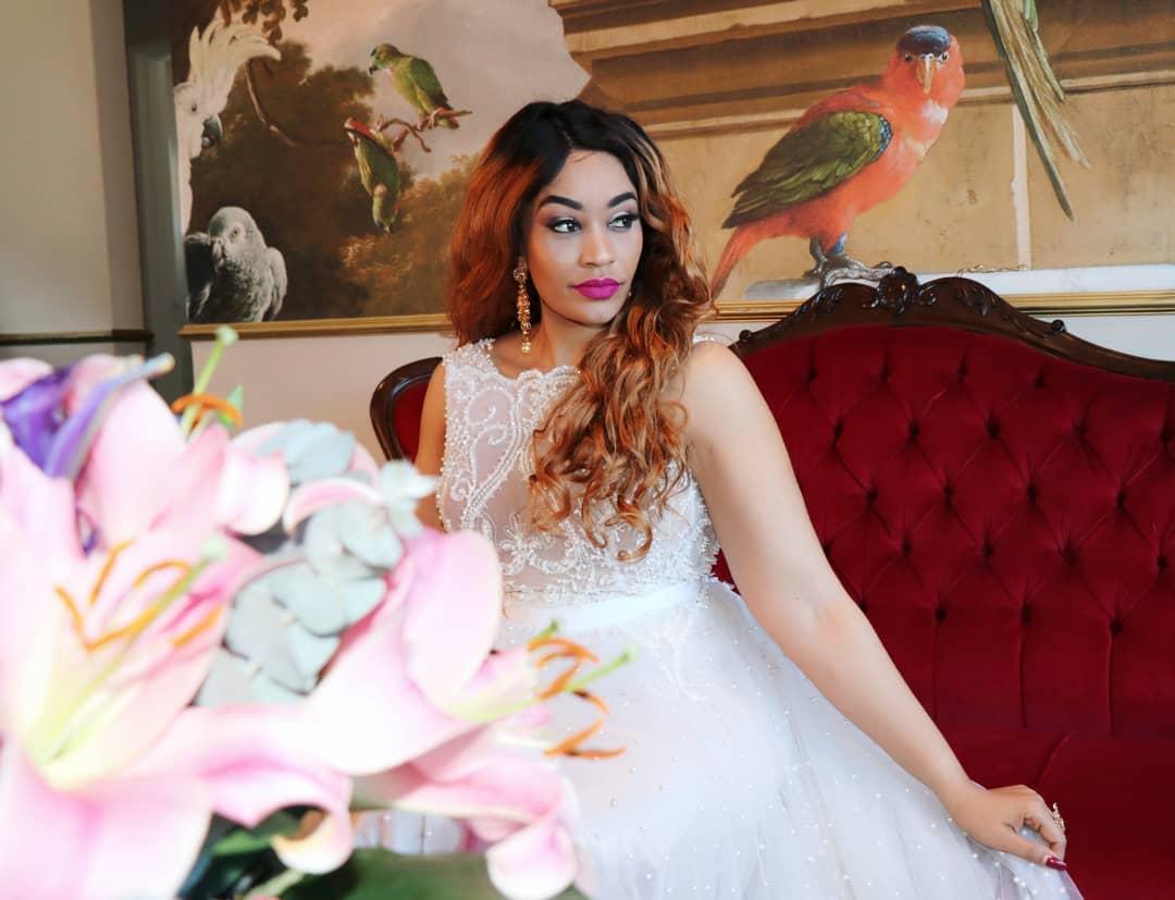 Read: Zari Hassan believes King Bae is Heaven sent in her long revealing post