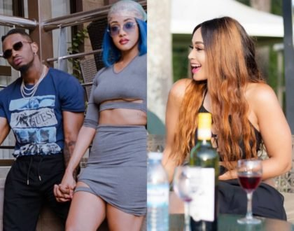 """Two idiots!"" Zari Hassan calls out Diamond Platnumz and his new girlfriend after cheating allegations"