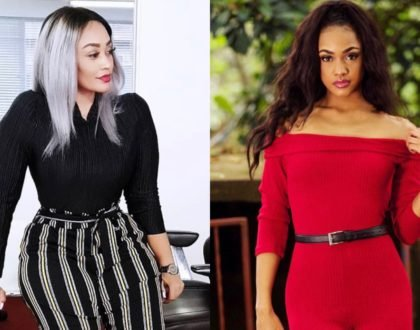 Tanasha Donna claps back after Zari called her an Idiot!