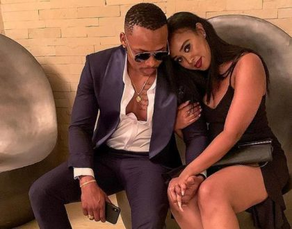 Otile Brown can´t seem to stop showering new bae with endless love posts