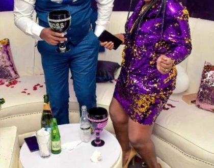 Photo of Sonko's daughter with Miraa and wine gets mixed reaction
