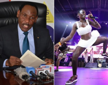 Akothee: What Ezekiel Mutua said about me was hate speech