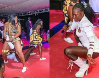 Akothee confesses that she won't change her dress code despite being a born again christian now