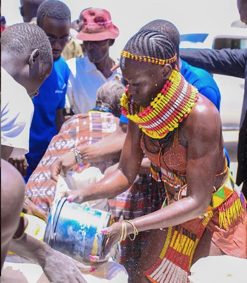 Akothee denies she's helping people because she wants to join politics soon