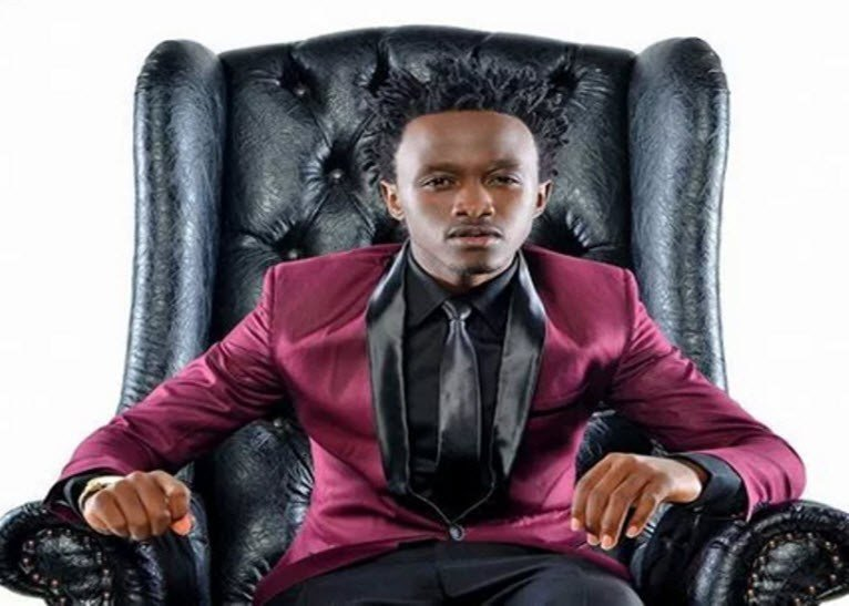 Gospel singer, Bahati publicly slams wife on popular ´Being Bahati´ show