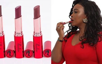 Caroline Mutoko to give Huddah a run for her money after launching new lipstick line
