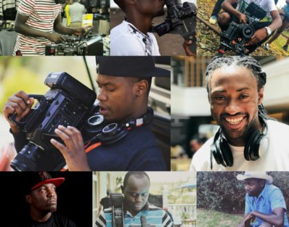 10 super talented Kenyan music video directors